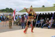 Kesenian Tradisional Indonesia Meriahkan Peringatan Hari PBB ke-72 di Bumi Afrika