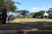 Mantan Panglima Gam Hadiri Hut TNI di Abdya