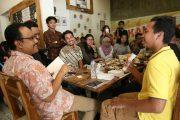 Gus Ipul : Cangkrukan Ajang Cari Solusi dan Terobosan Baru