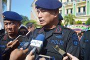 Peringati Hut 72 Brimob di Aceh berjalan Khidmat