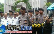 Oknum Pegawai Diduga Hohohihe, FPPP Demo Kantor Bappeda Pamekasan