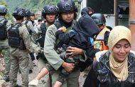 Satgas Terpadu Berhasil Evakuasi Warga Sipil Di Tembagapura