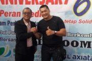 Forum Harmoni Indonesia Hadiri Anniversary beritalima di Geldboom