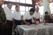 Menko Kemaritiman Resmikan Taman Doa Bukit Fatima
