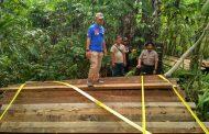 Polres Barito Utara Tangkap Pelaku Ilegal Logging