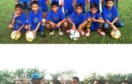 SDN 005 Pulau Derawan Singkirkan Lawannya di Turnamen Sepak Bola