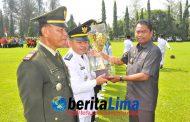 Darma Wijaya : Tebing Syahbandar Wakil Sergai Lomba Kecamatan Terbaik Tingkat Provsu