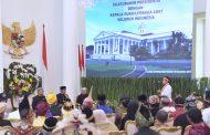 Presiden Jokowi: Jangan Sampai Perhelatan Politik Menjadikan Kita Tidak Rukun