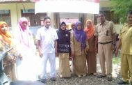 SMPN 1 Simpang Mamplam Raih Juara UKS Tingkat Kabupaten Bireuen 2017