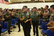 Panglima TNI : Soliditas TNI dan Polri Harus Tetap Dipertahankan