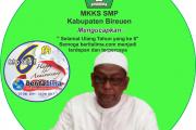 MKKS SMP Bireuen Ucapkan Anniversary beritalima yang ke 6 Th