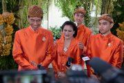 Presiden Jokowi: Resepsi Penikahan Putri Saya Relatif Sederhana