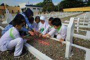 Tambah Wawasan Kebangsaan, Siswa TK Turut Peringati Hari Pahlawan